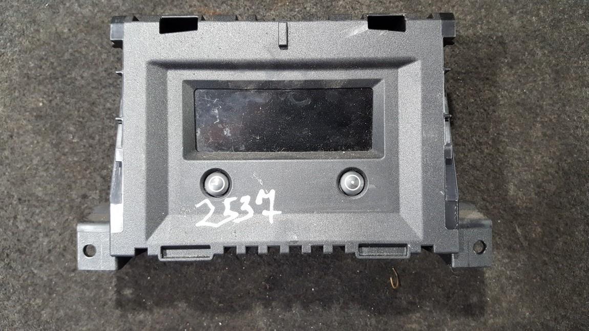 Display Opel Astra 2005    1.4 13111164
