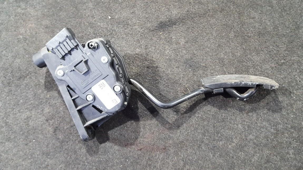 Accelerator Pedal (potentiometer) Opel Astra 2005    1.4 9158010bm