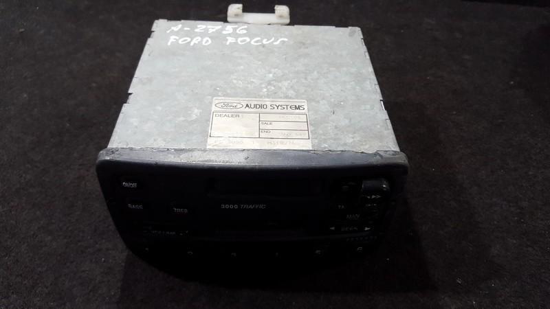 Autoradio Ford Focus 2001    1.8 96fp18k876fc