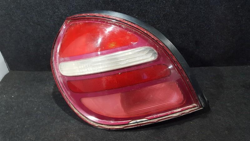 Tail Light lamp Outside, Rear Left 26555bn010 n/a Nissan ALMERA 2002 2.2
