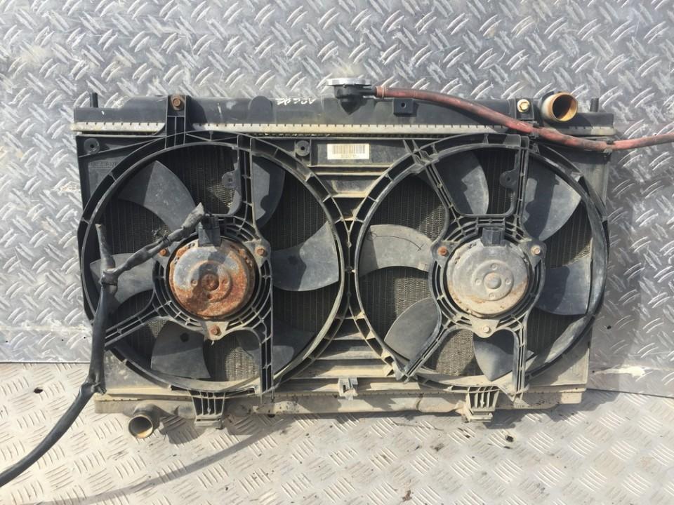Difuzorius (radiatoriaus ventiliatoriaus) NENUSTATYTA n/a Nissan ALMERA 2000 2.2