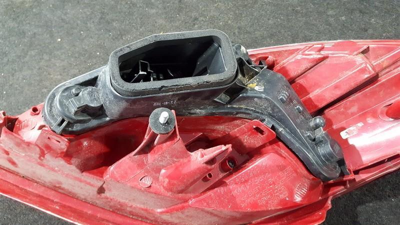 Плата заднего фонаря NENUSTATYTA n/a Peugeot 207 2009 1.4