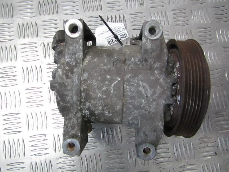 Компрессор системы кондиционирования 2J55045010 926009F500 Nissan ALMERA 1995 1.6