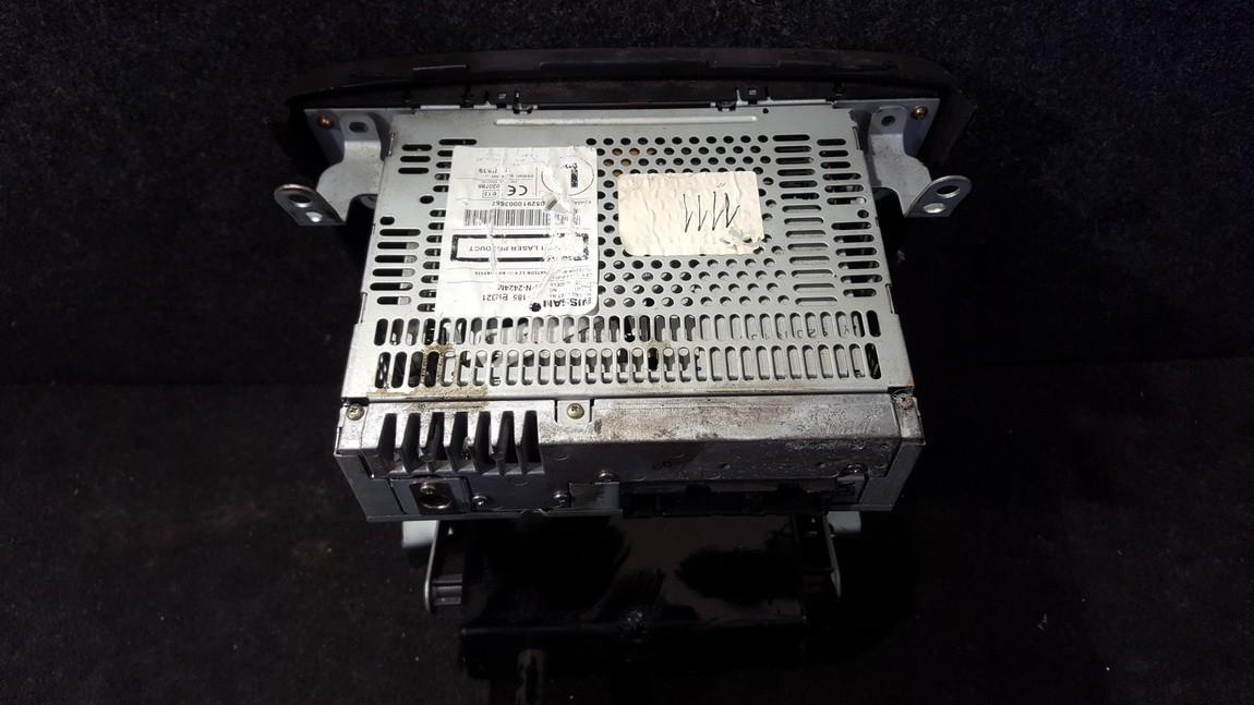 Autoradio Nissan Almera 2000    2.2 nenustatytas