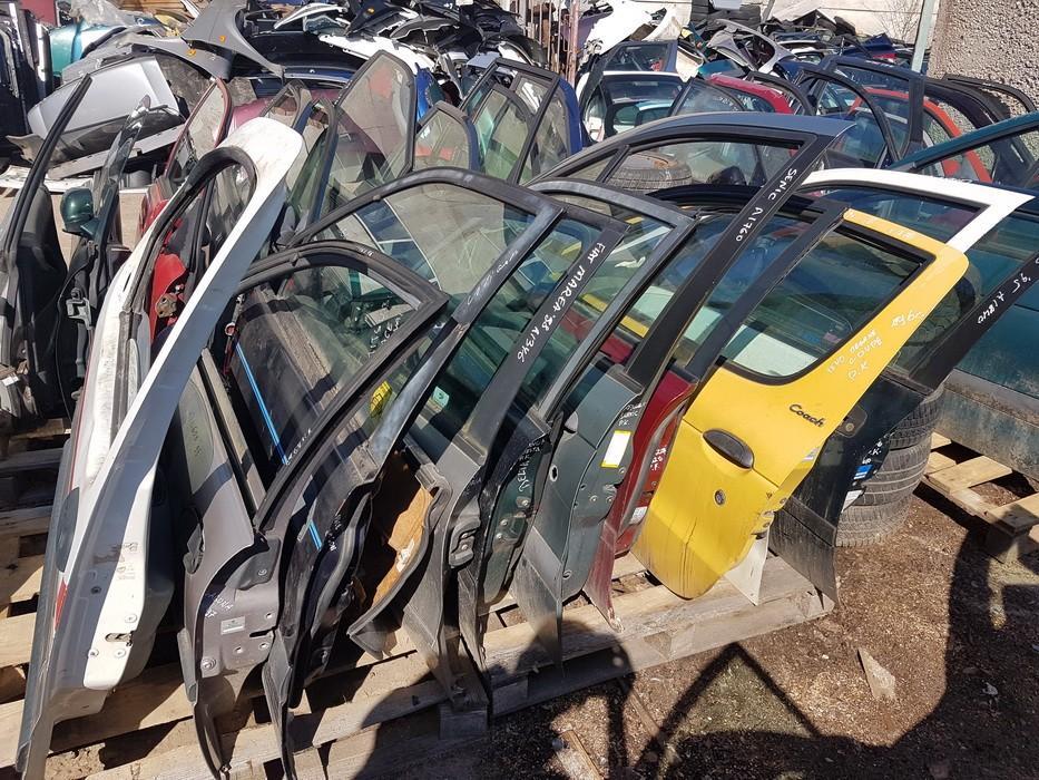 Durys P.K. NENUSTATYTA nenustatyta Volkswagen CADDY 1996 1.9
