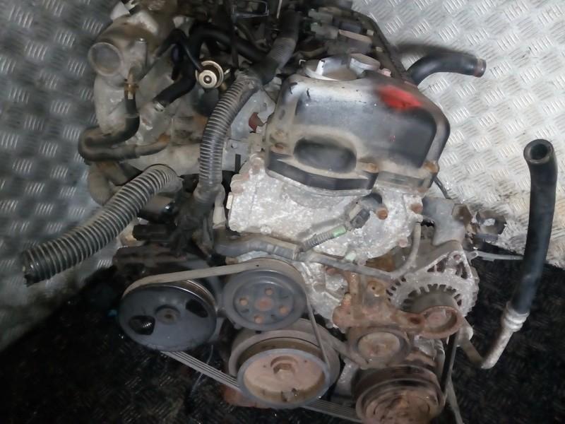 Двигатель qg15 nenustatyta Nissan ALMERA 1995 1.6
