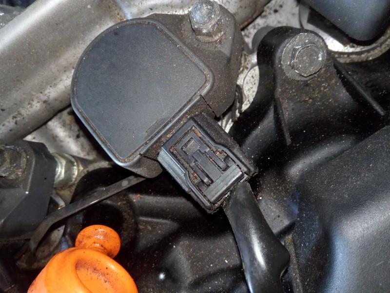 Ignition Coil NENUSTATYTA NENUSTATYTA Honda CR-V 2003 2.0