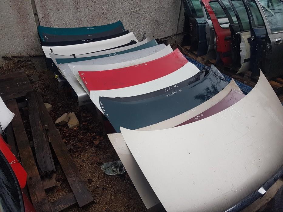 Galinis dangtis G (kapotas) NENUSTATYTA nenustatyta Lancia KAPPA 1996 2.4