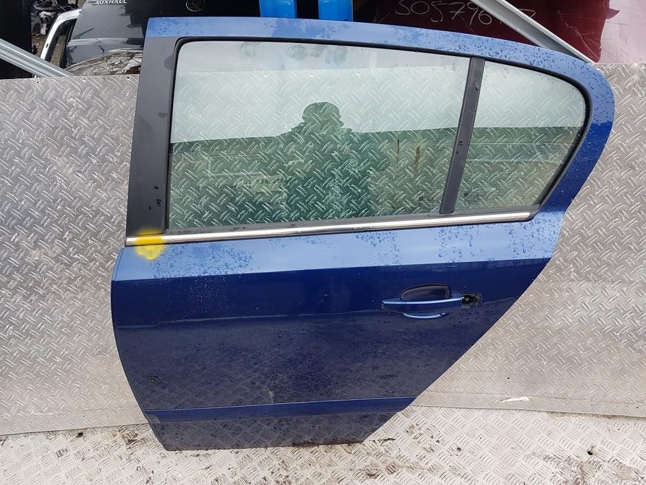 Durys G.K. NENUSTATYTA NENUSTATYTA Opel ASTRA 1994 1.7