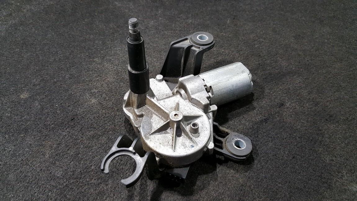 Rear wiper motor (Rear Screen Wiper Engine) 0390201591 13105981 Opel ASTRA 1999 2.0