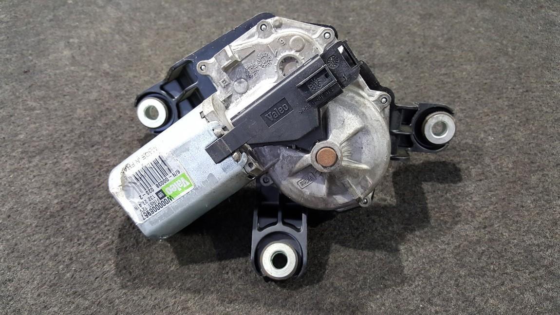 Galinio lango valytuvu varikliukas W000008967 13227418 Opel INSIGNIA 2013 1.8