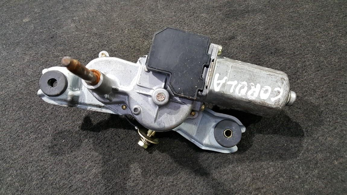 Rear wiper motor (Rear Screen Wiper Engine) Toyota Corolla 2003    0.1 8513002020