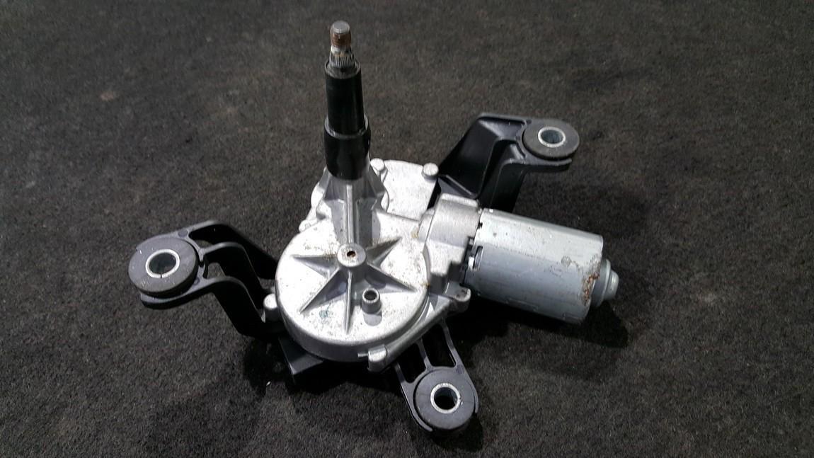 Rear wiper motor (Rear Screen Wiper Engine) Opel Astra 2004    0.0 0390201591