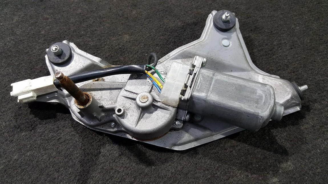Rear wiper motor (Rear Screen Wiper Engine) Toyota Prius 2005    0.0 8513047010