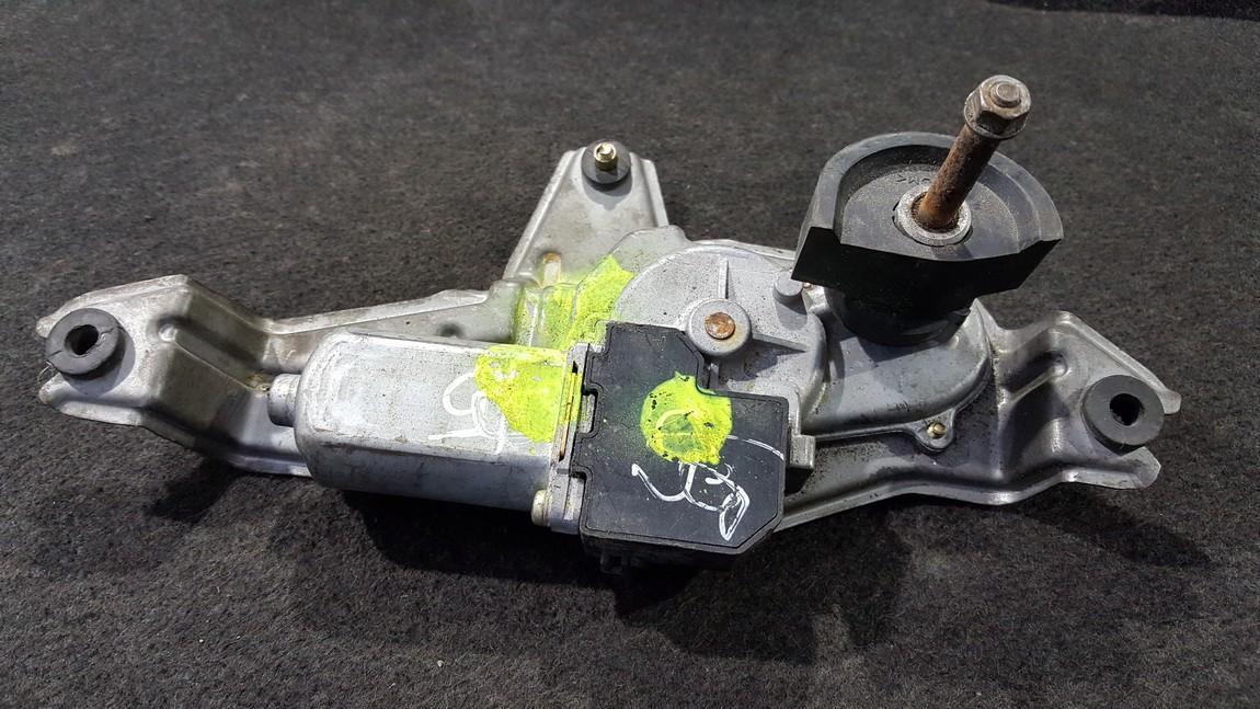 Rear wiper motor (Rear Screen Wiper Engine) Toyota Corolla Verso 2005    0.0 8513013120
