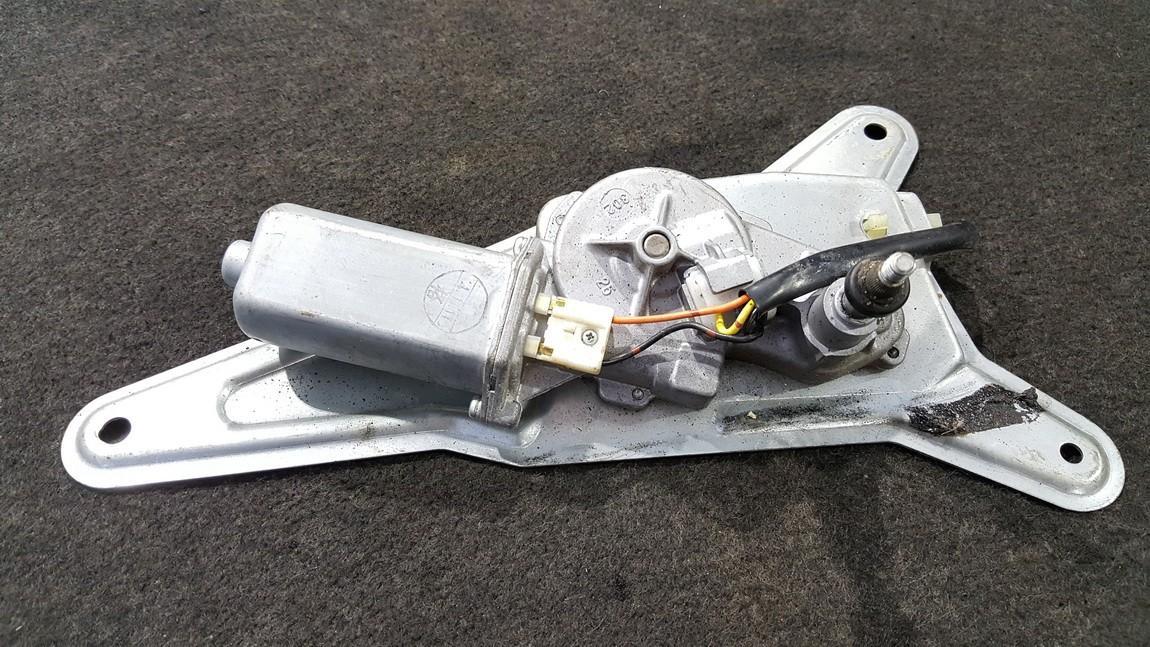 Rear wiper motor (Rear Screen Wiper Engine) Suzuki Grand Vitara 2005    0.0 34332581