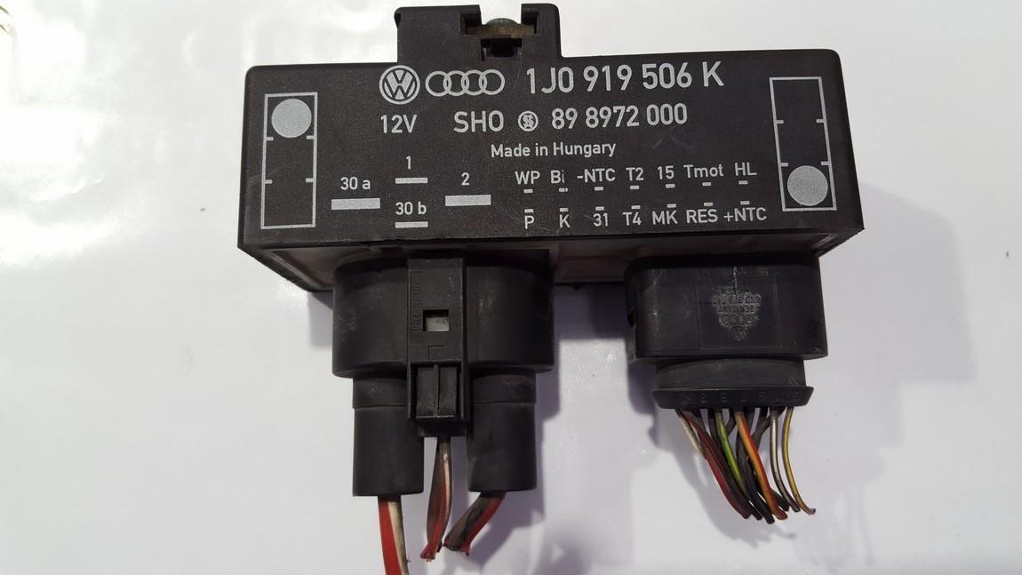 Blower Fan Regulator  Audi A3 2003    1.8 1j0919506k