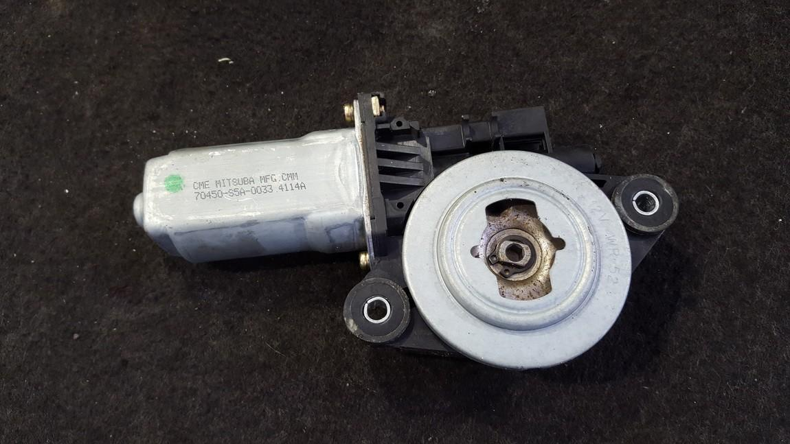 Sunroof Motor Honda CR-V 2004    2.0 70450
