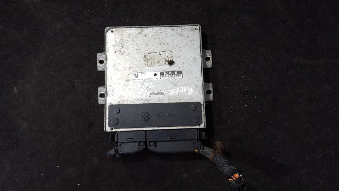 Variklio kompiuteris nnn100743 m3p011jhv Rover 45 2003 2.0