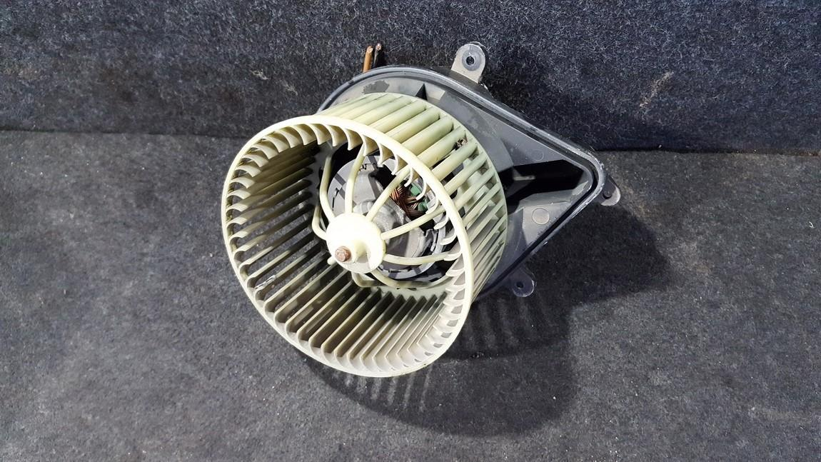 Heater blower assy Renault Scenic 1998    1.9 848216w