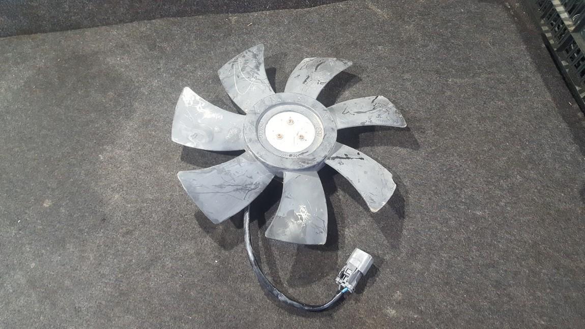 Difuzorius (radiatoriaus ventiliatoriaus) 0650002572 nenustatyta Honda CR-V 2004 2.0