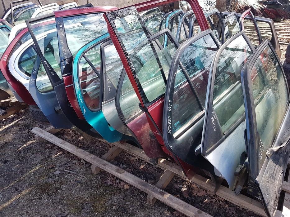 Durys G.D. vysnines nenustatyta Chrysler PT CRUISER 2005 1.6