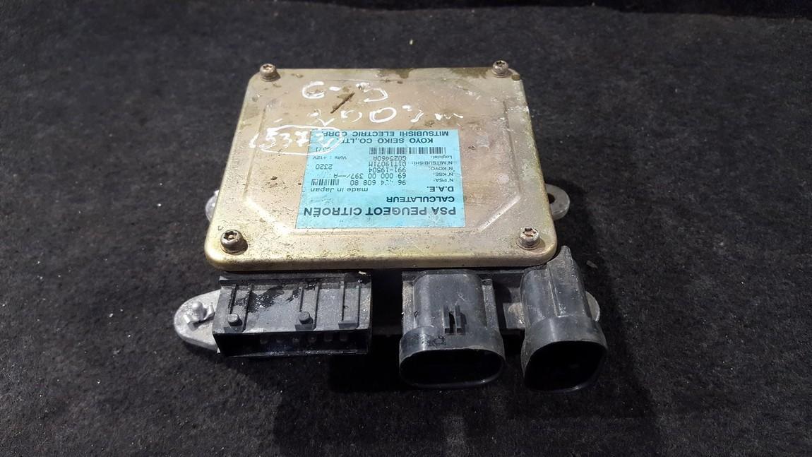 Power Steering ECU (steering control module) Citroen C3 2003    1.4 9645460880