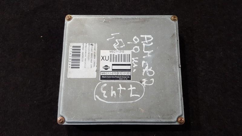 Variklio kompiuteris mec11210 mec11-210, mec11-210e30120 Nissan ALMERA 1997 2.0
