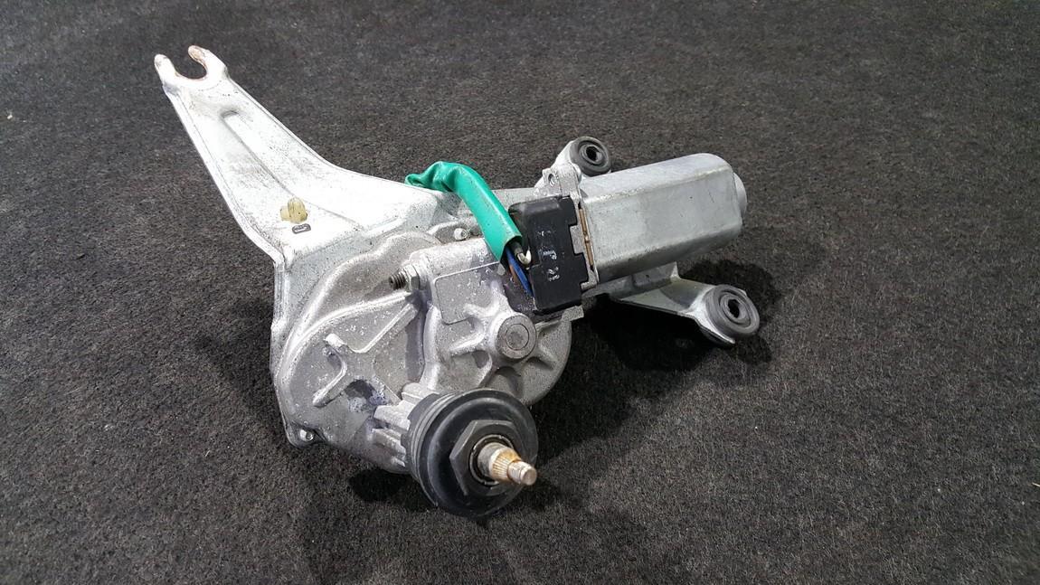 Rear wiper motor (Rear Screen Wiper Engine) Hyundai Santa Fe 2007    0.0 987002B000