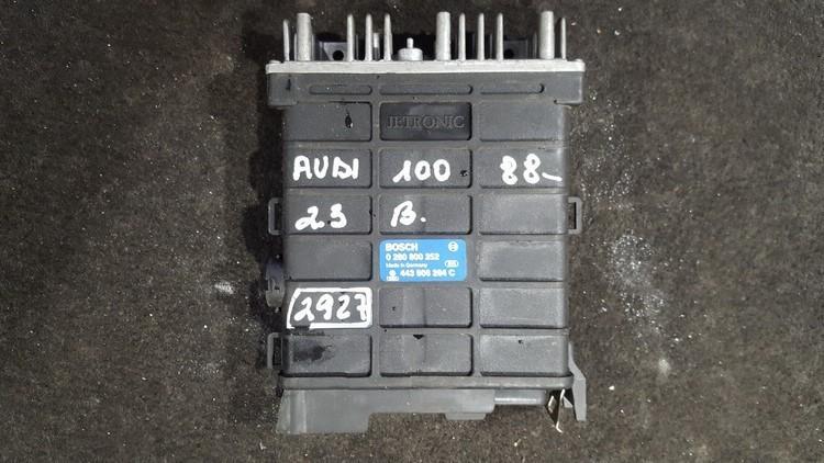 Variklio kompiuteris 0280800252 443906264c Audi 100 1993 2.0