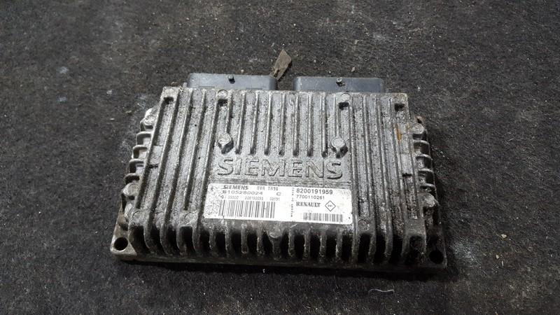 Transmission Computer  Renault Scenic 2002    1.6 8200191959