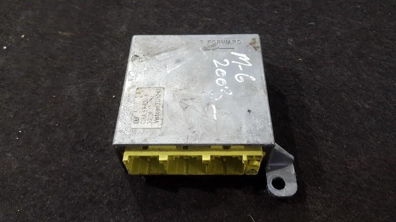 Airbag crash sensors module Mazda 6 2003    2.0 gj6a57k30a