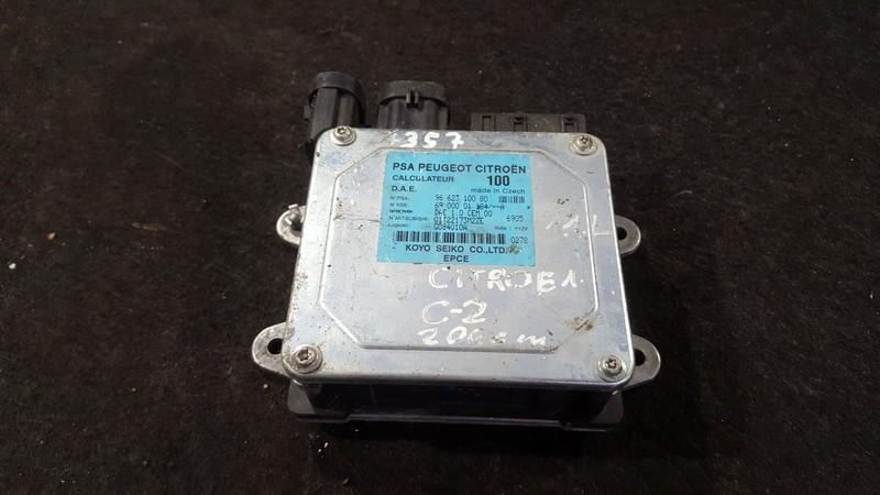 Power Steering ECU (steering control module) Citroen C2 2006    0.0 9662310080