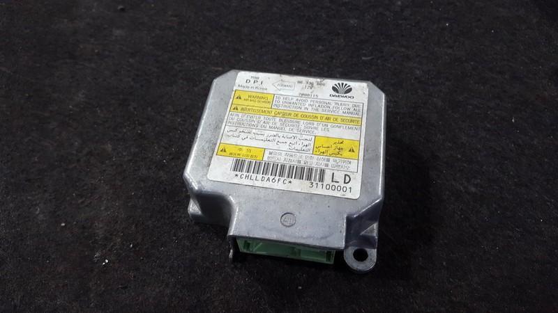 Airbag crash sensors module Daewoo Matiz 2002    2.0 96336886