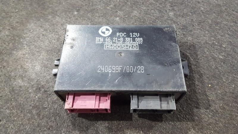 Parking Sensor ECU BMW 7-Series 1999    3.0 66218381089