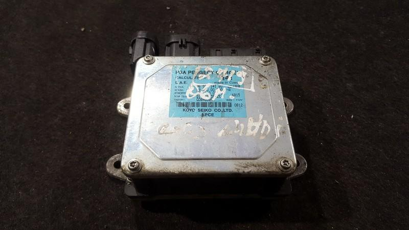 Power Steering ECU (steering control module) Citroen C3 2006    1.4 9658014180
