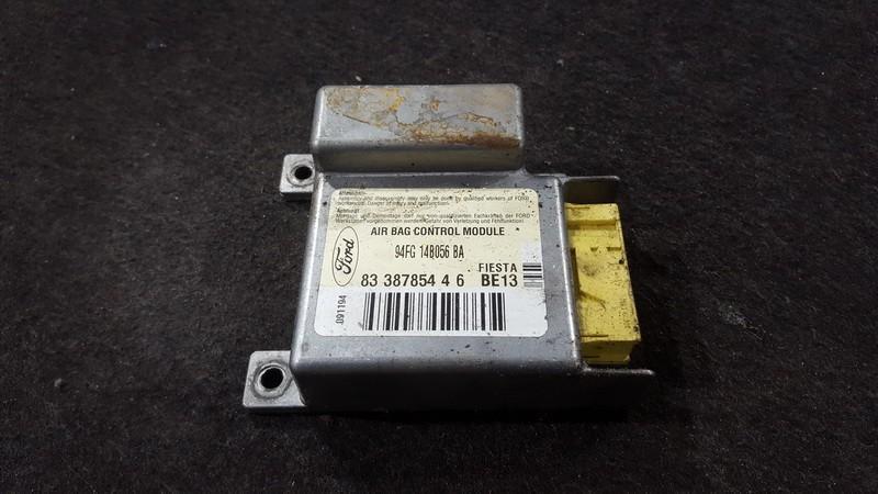 Airbag crash sensors module Ford Fiesta 1998    1.4 94fg14b056ba