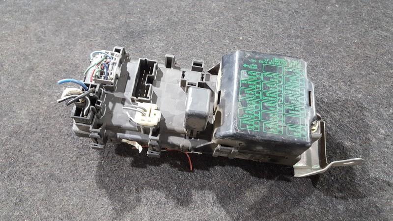 n/a fuse box mitsubishi lancer 1993 2 0l 14eur eis00202802