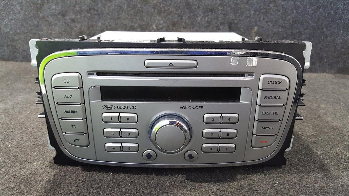 Autoradio Ford Mondeo 2008    0.0 8S7T18C815AA