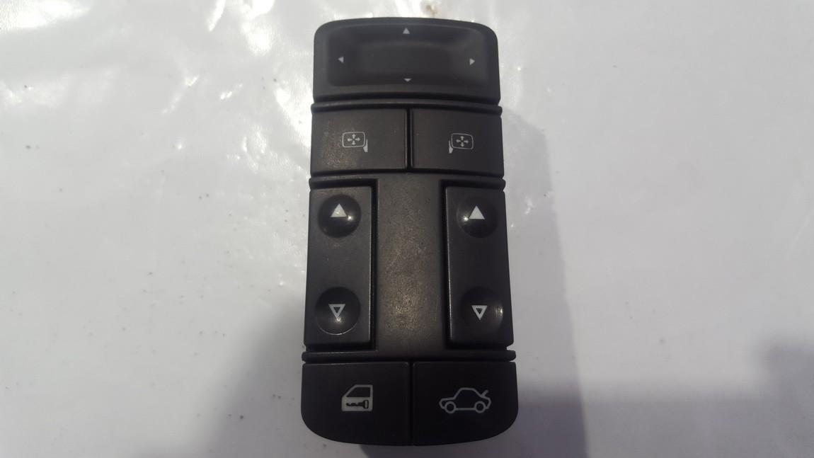 блока управления стеклоподъемниками (Knopka) 687833988 90185952,02172t Opel VECTRA 1998 2.0