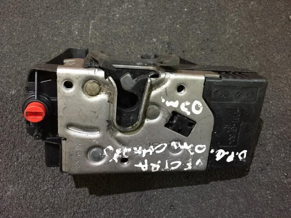 Door Lock Mechanism - rear right side 24447346fg n/a Opel VECTRA 2006 1.9