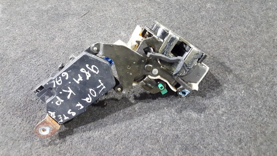 Duru spyna G.K. NENUSTATYTA nenustatyta Subaru FORESTER 2008 2.0
