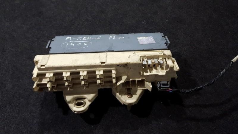 71248948 fuse box mazda xedos 6 1996 1 6l 15eur eis00210730 used rh shop euroimpex lt 2007 Mazda 6 Back Tires 2007 Mazda 6 Back Tires