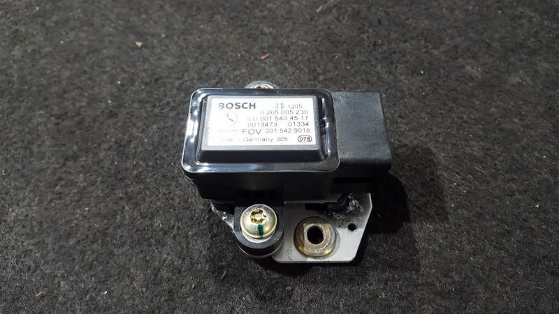 Esp Accelerator Sensor (ESP Control Unit) 0265005230 lu0015404517, 0015429018 Mercedes-Benz CL-CLASS 2000 5.0