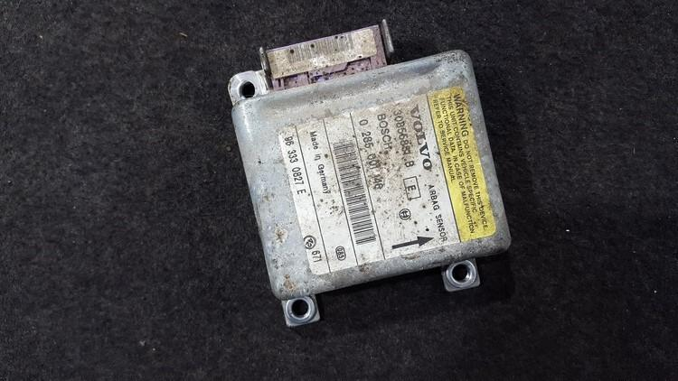Airbag crash sensors module Volvo V40 1996    1.9 30855881b