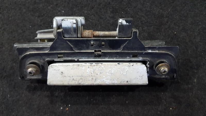 Ручка двери нaружная задний правый 51221960825 51.22-1960825 BMW 5-SERIES 2006 2.0