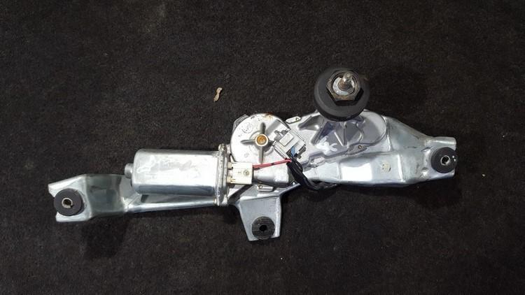 Rear wiper motor (Rear Screen Wiper Engine) Mazda Premacy 2001    1.8 34947581
