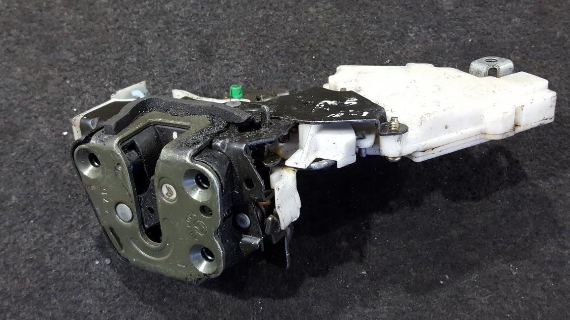 Door Lock Mechanism - rear left side 8255361u01 89-a524 Nissan ALMERA 2000 2.2