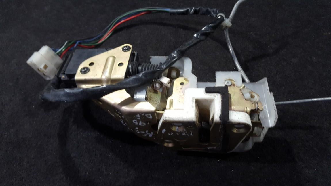 Duru spyna P.D. NENUSTATYTA NENUSTATYTA Mazda 323F 1999 1.6