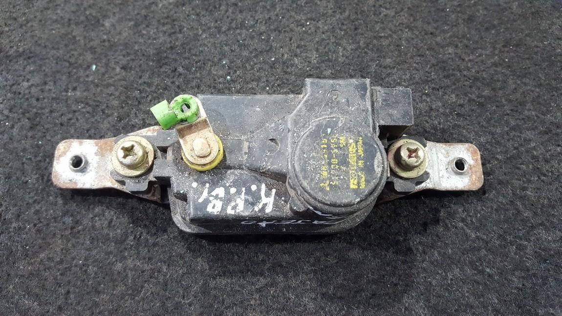 Central locking motor NENUSTATYTA NENUSTATYTA Mitsubishi PAJERO 2002 2.5